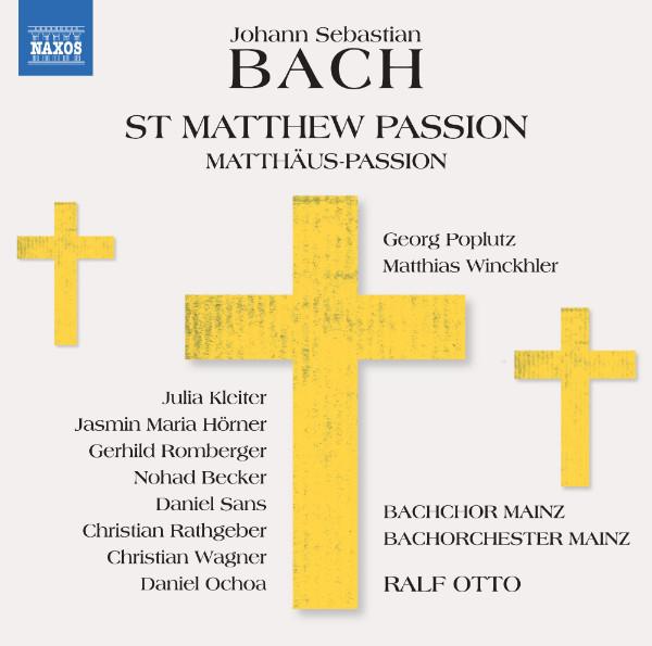 Johann Sebastian Bach, Matthäus-Passion BWV 244